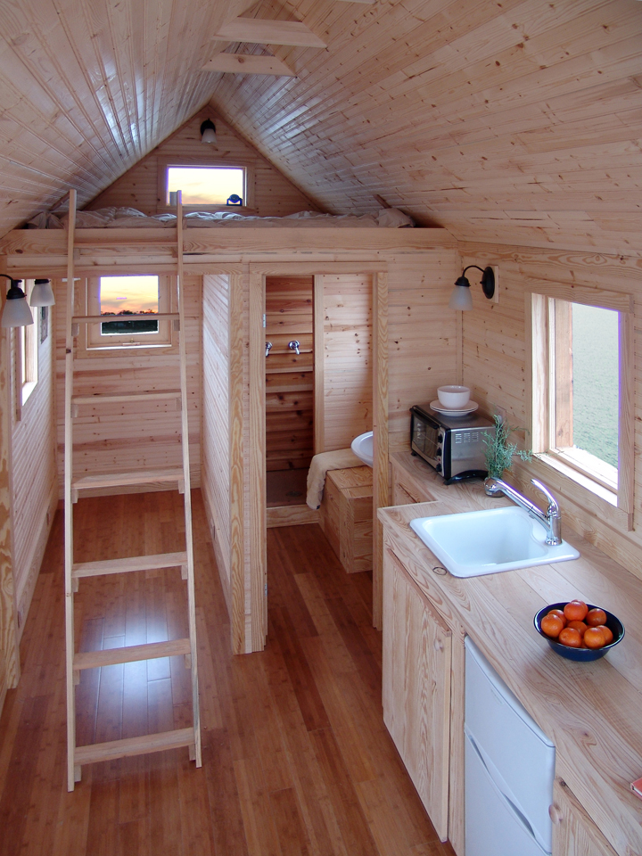 tiny homes interior the busy beauceron a tiny house for spur and jax and a 15171