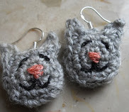 http://www.ravelry.com/patterns/library/purr-purr-earrings