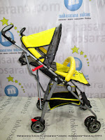 Does DS202X Buggy Baby Stroller