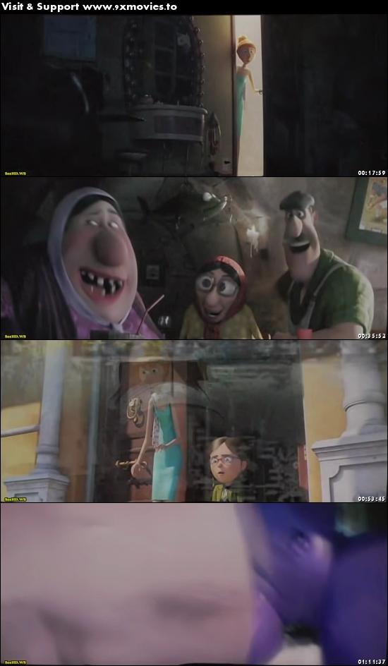 Despicable Me 3 2017 English HDTS 600MB