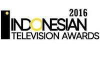 Daftar Pemenang Indonesian Television Awards 2016