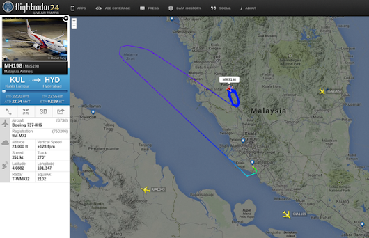 Malaysia Airlines Flight MH198 Emergency Landing KLIA Today: