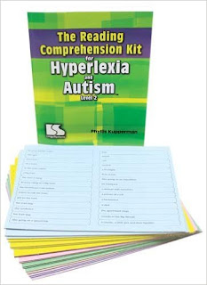 Reading Comprehension Kit for Hyperlexia & Autism - books about hyperlexia from And Next Comes L