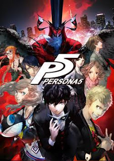 Download Game PS3 : Persona 5 + All DLC (USA)