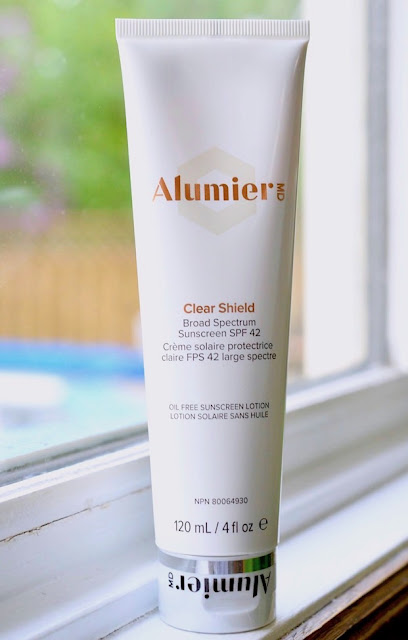 clear shield broad spectrum SPF