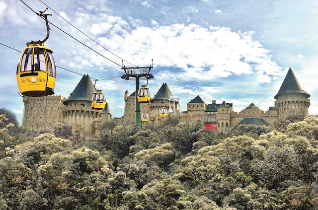 The top things to see and do in Ba Na Hills