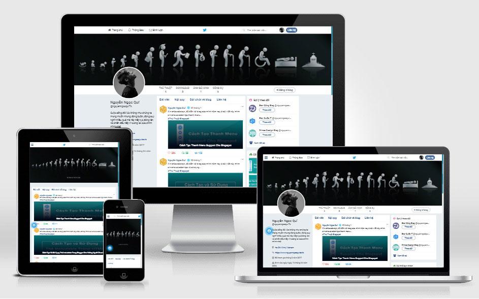 Chia Sẻ Thông Tin Về Template Twitter Và Version