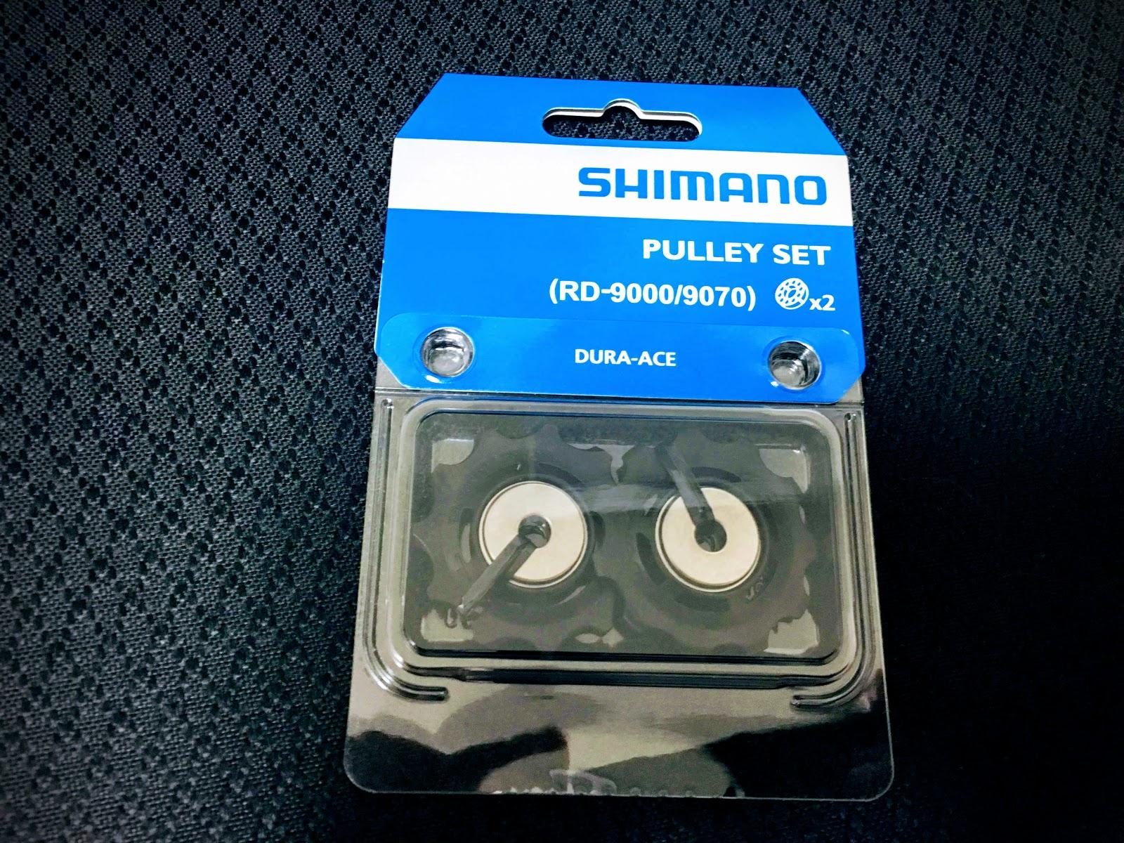 b03921ce9f5 Bike Components & Parts Shimano 11spd Dura-Ace Jockey Wheels Pulley Set RD-9000  9070 Y5Y898060 ...
