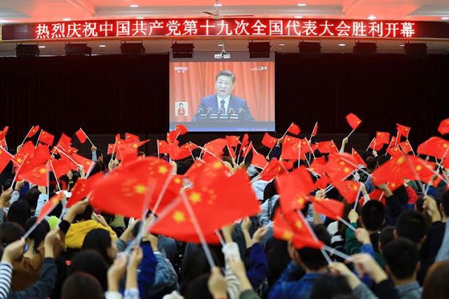 Di Cina, Pelajar Indonesia Dapat Pelajaran Ideologi Komunis