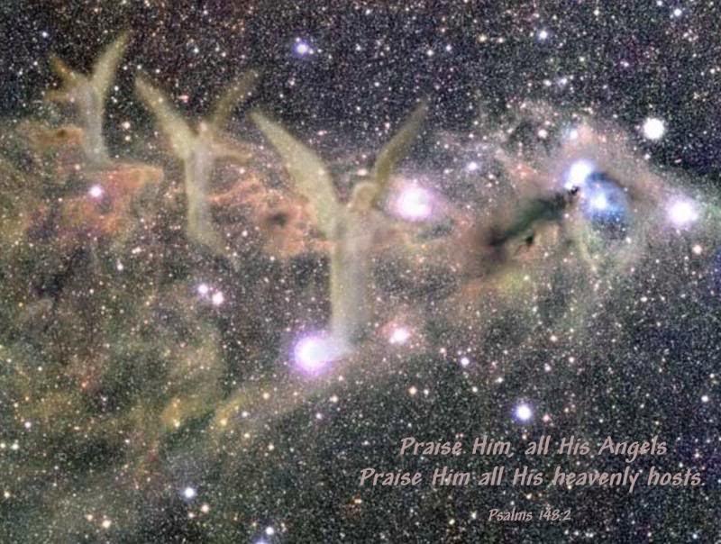 Image result for heavenly hosts