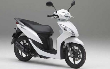 Honda Is Still Secretive About The Name Of New Model Scooter But Surely Models To Be Launched By PT Astra Motor On May 4 2011
