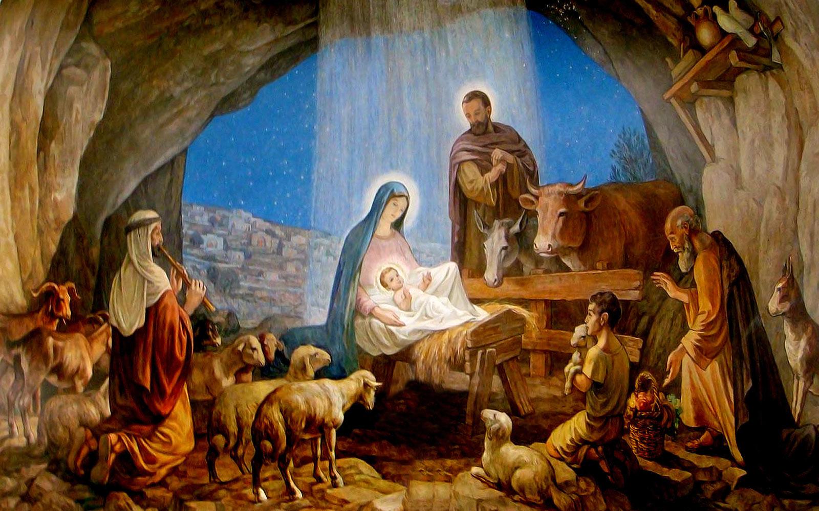 Immagini Di Gesu Bambino Natale.Noivastesi Dicembre O Ottobre Ipotesi Sulla Data Di