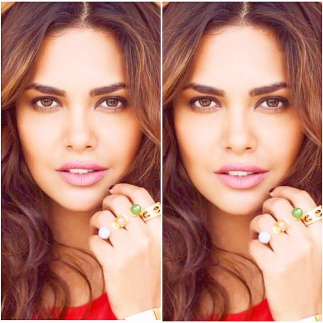 look at her flawless face 😍❤️ ~ @bollywoodspirit
