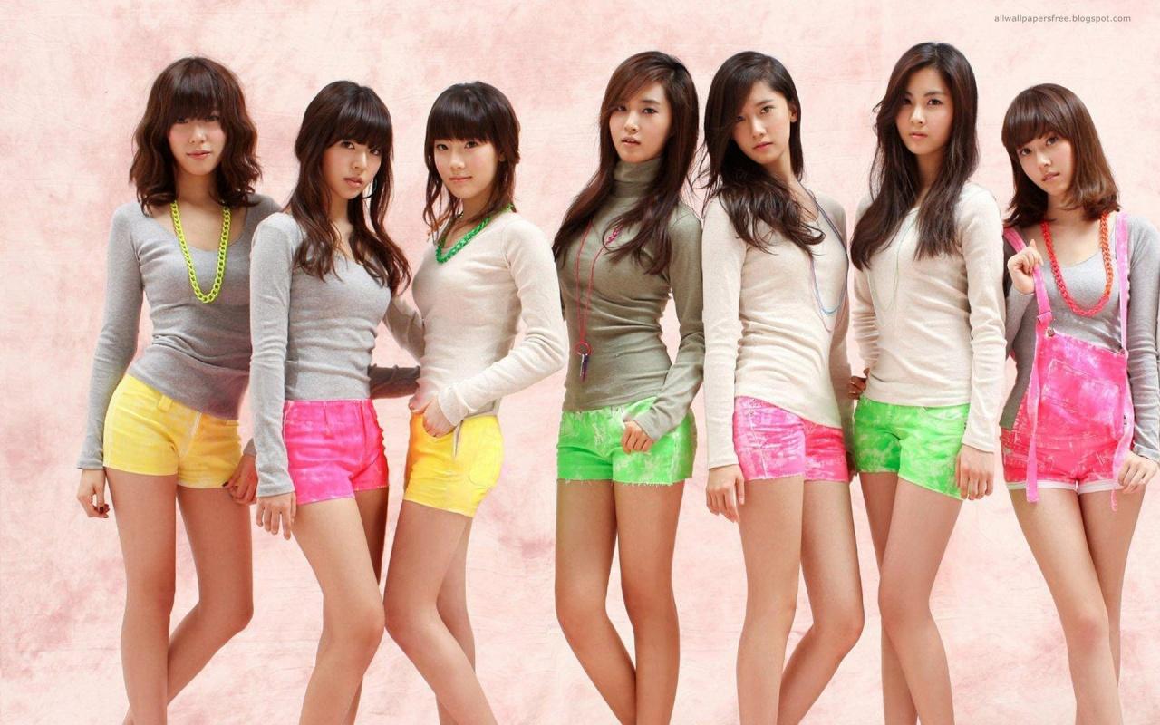 Korean Group Singers 14