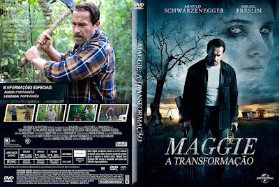 Filme Maggie - A Transformação DVD Capa