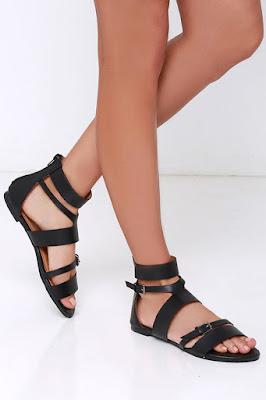 Diseños de Sandalias de moda