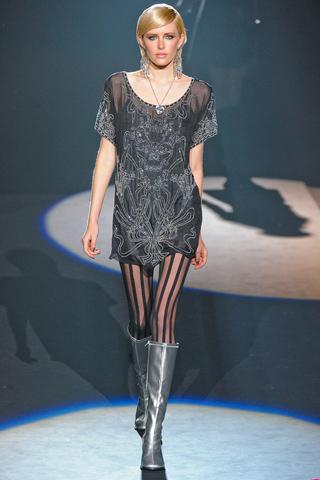 Fashion Betsey Johnson Fall Winter 2012