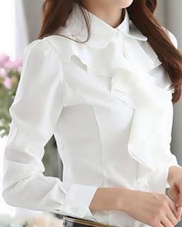Blusas, Mujer Independiente y Elegante