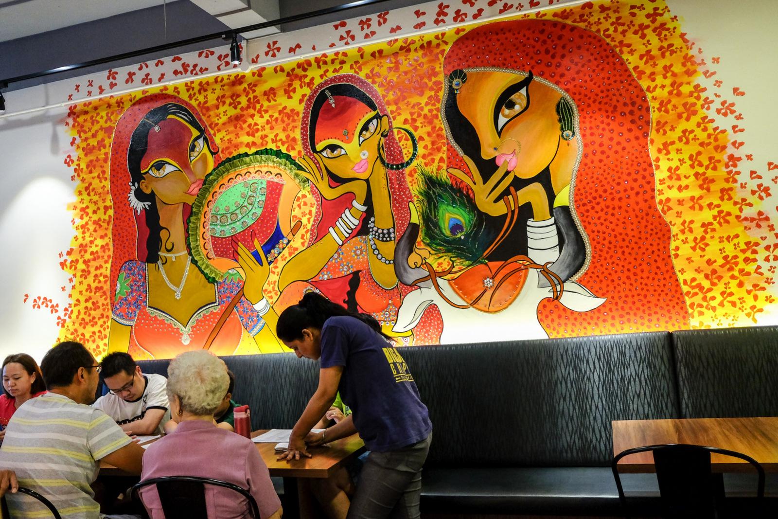 2017 Menu: Big Singh Chapati @ SS15 Subang