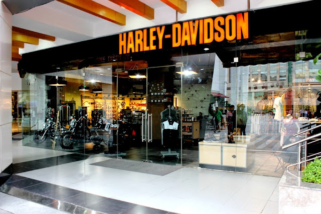 Harley Davidson Showroom India