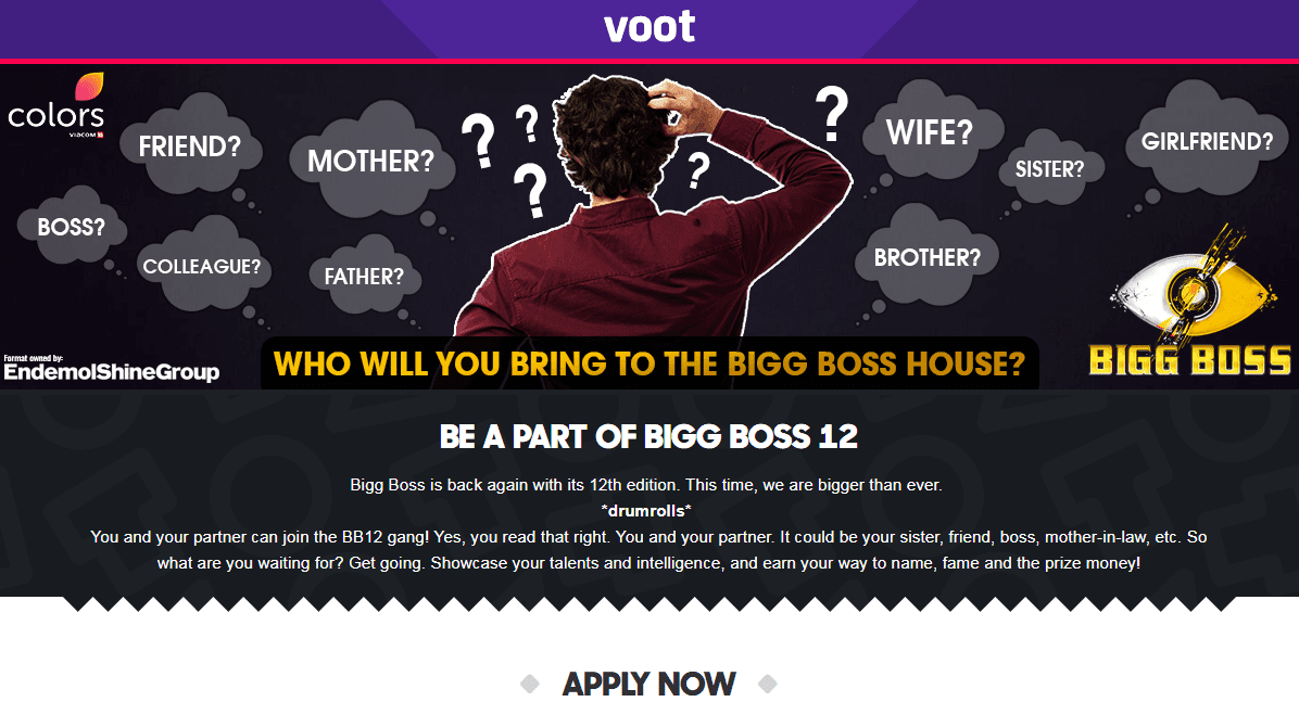 Bigg Boss 13 Registration Form 2019 Apply Kaise Kare-Real Info Word