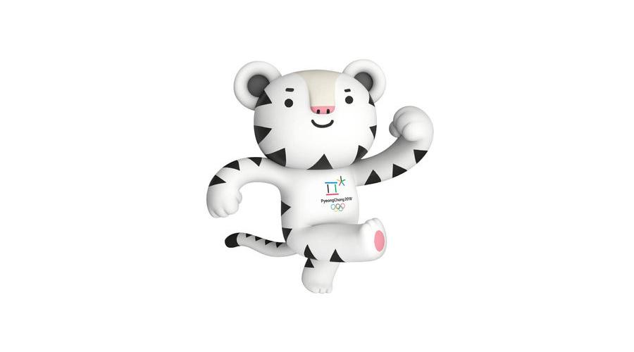 pyeongchang stadio olimpiadi invernali mascotte