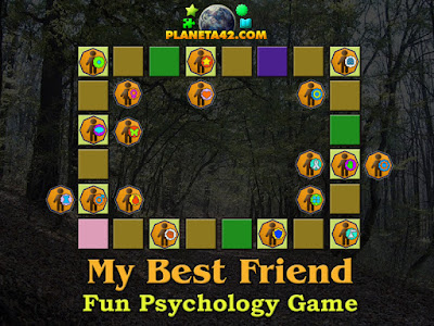 Тест за Приятелството