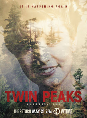 "Twin Peaks Season 3 ""It Is Happening Again"" Character Posters - Sheryl Lee as Laura Palmer"