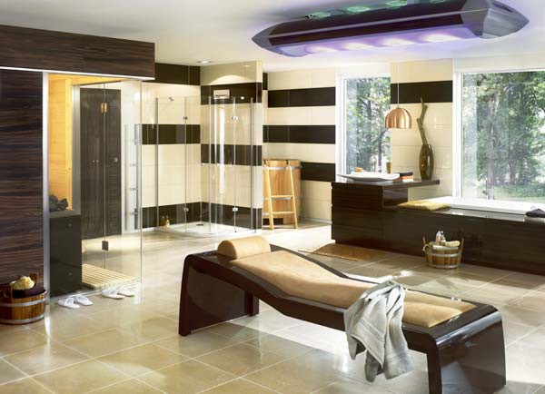 Bathroom Designs - Home Designer
