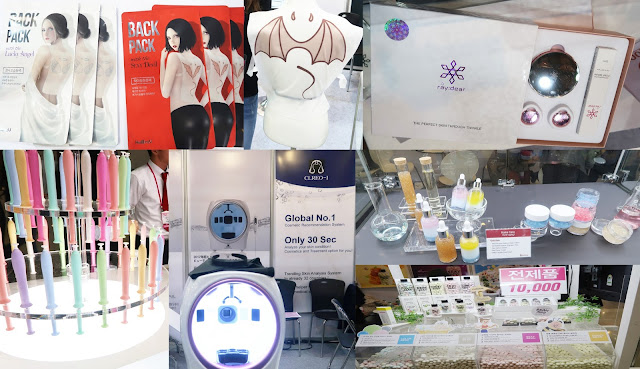 beauty tech and more