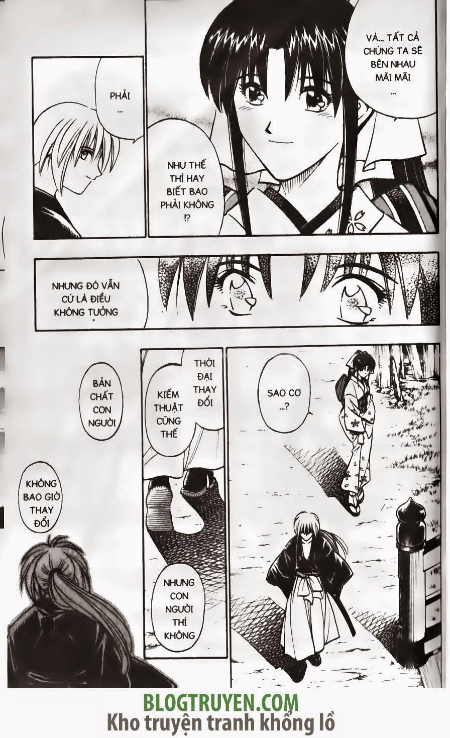 Rurouni Kenshin chap 183 trang 8