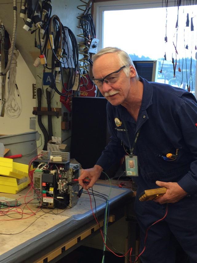 marine electrician