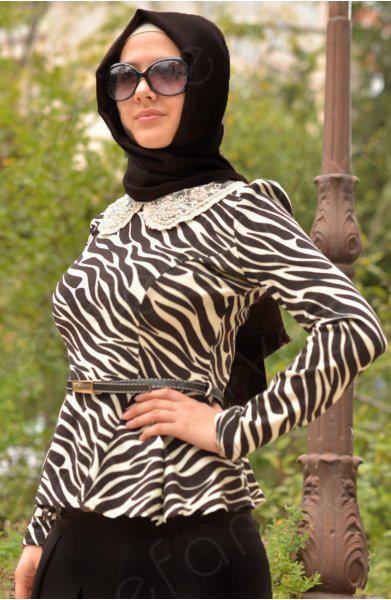 красивая турчанка мусульманка в хиджабе