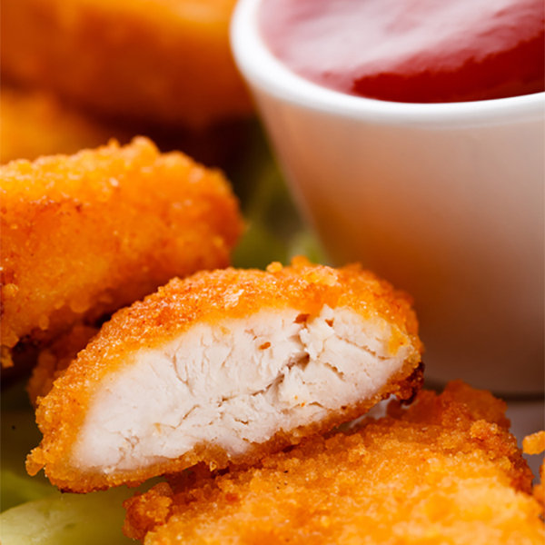 Skinny Chicken Nuggets | Weight Watchers Chicken Recipes