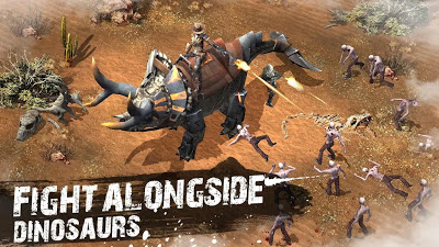 تحميل لعبة Fallen World Jurassic survivor كاملة للأندرويد (اخر اصدار) w33d3.jpg