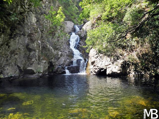 cascata del marmarico bivongi calabria