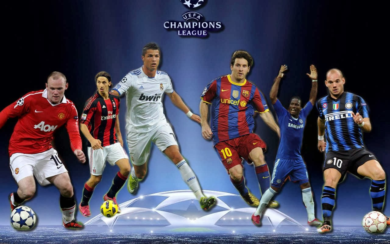 UEFA News: Z News Update: UEFA Champions League 2013-14 Soccer Game
