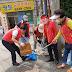 광명6동 '깨끗한 경기의 날'대청소 실시 깨끗한 마을 만들기에 한마음 한뜻으로 참여