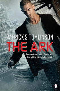 Interview with Patrick S. Tomlinson, author of The Ark