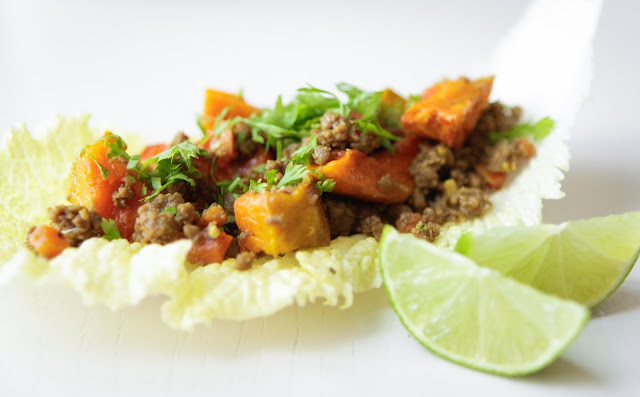 Turmeric Stir Fried Mince with Vegetables (Paleo, GAPS, AIP)
