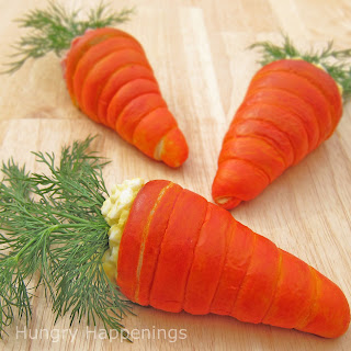 Crescent Dough Carrots Recipe