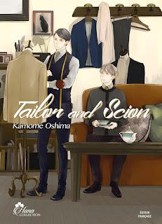 Tailor and scion de Kamome Oshima