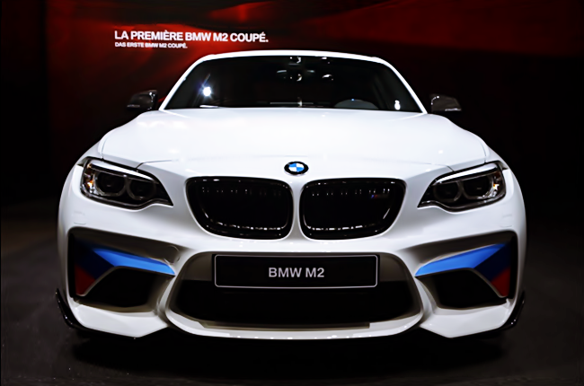2016 BMW M2 Coupe F22 Tuning M Performance