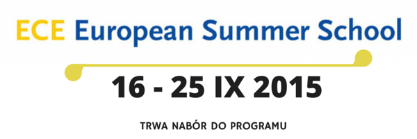 Logo ECE European Summer School