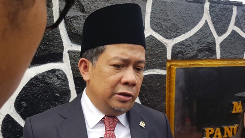 Fahri Hamzah yang mengkritik pernikahan Kahiyang