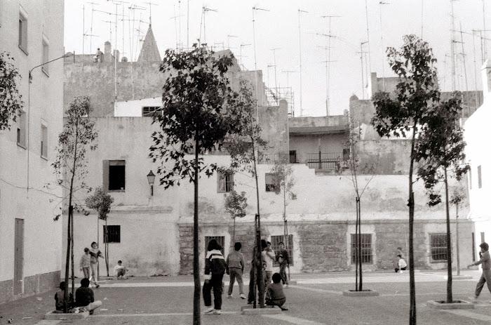 Cadix, © L. Gigout, 1991