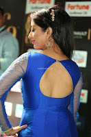Tejaswini in Blue Gown at IIFA Utsavam Awards 2017  Day 2  HD Exclusive Pics 04.JPG