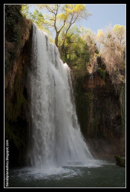 Cascada Caprichosa Monasterio de Piedra