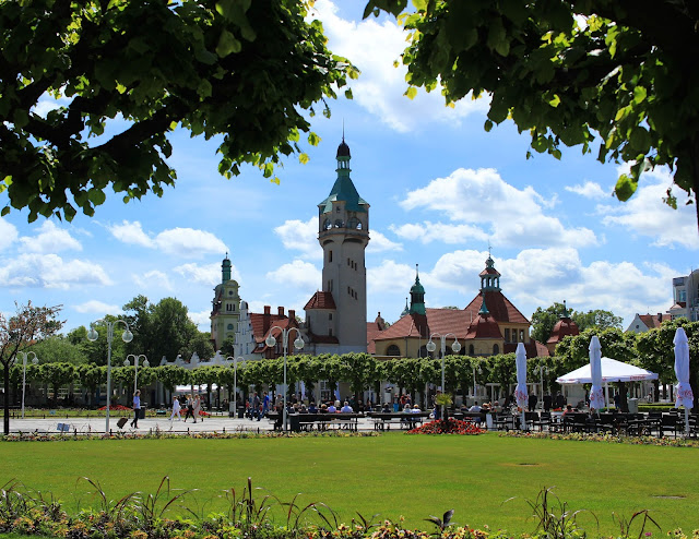 Sopot Gdansk Gdynia Summer in Poland Budget Travel from UK Iga Berry Travel blogger
