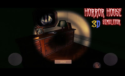 D is Horror game with complete realistic graphics and fearful sounds Horror House Simulator 3D v1.3 Apk